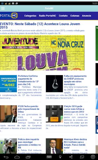 Portal Nova Cruz