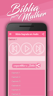 App Bíblia para Mulher MP3 APK for Windows Phone