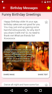 Birthday cards messages wish friends family apps on google play screenshot image m4hsunfo Gallery