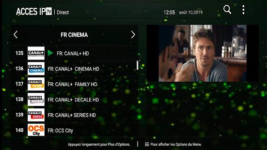 ACCES IPTV - VOD - náhled