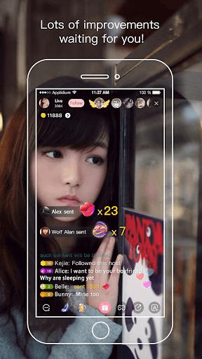 Cherry Live - Explore Special Broadcasters 2.7.2 screenshots 5