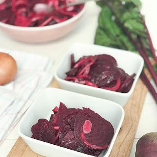 6 Ingredient Beetroot Salad.