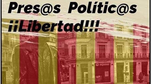 """Concentración en Puerta de Purchena por la """"libertad"""" de los """"pres@s polític@s"""""""