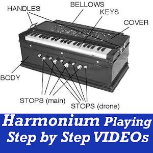 How to Learn Play Easy Harmonium VIDEO App 1 0 apk