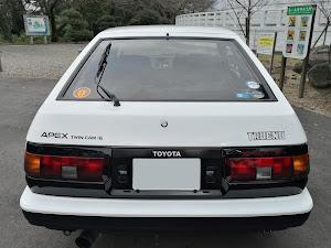 スプリンタートレノ AE86 GT-APEX 昭和61年式のカスタム事例画像 やわらかめさんの2019年10月12日20:55の投稿