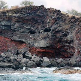 Pele Revealed by Beth Bowman - Nature Up Close Rock & Stone (  )