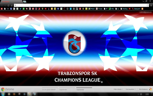 Trabzonspor Champions League