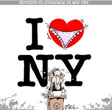 Photo: 2008_New York_Démission de Eliot Spitzer