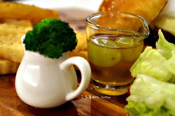 KSL Coffee 再訪﹐優質氛圍 輕食饗宴。