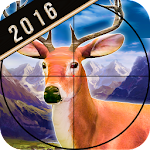 Deer Sniper Hunter 2016 1.4 Apk