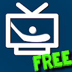 NHL games live on TV - FREE Channels icon