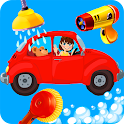 Amazing Car Wash - For Kids icon