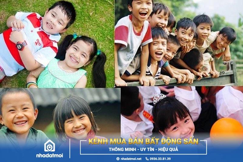 Quốc tế Thiếu Nhi 1/6 được biết đến là ngày Tết dành cho trẻ em, ngày hội của các bạn nhỏ