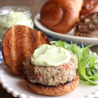 Turkey Lentil Burgers