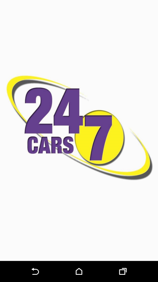 247 Cars- screenshot