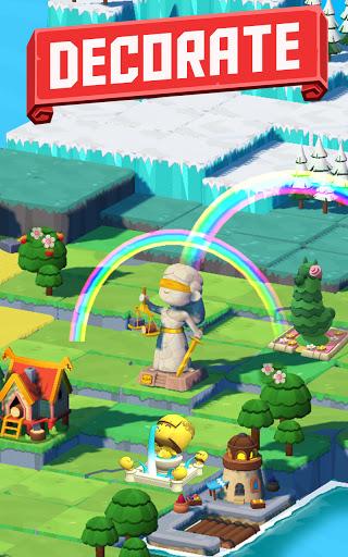 Merge Stories - Merge, Build and Raid Kingdoms! painmod.com screenshots 23