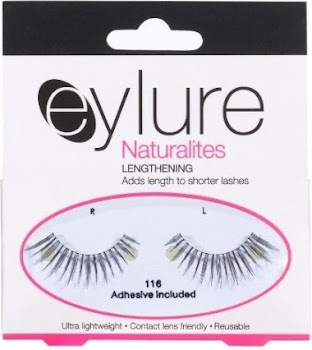 d8b89cdd566 Eylure Naturalites Lengthening Lashes #116, Eylure Naturalites Strip  Eyelashes - Madame Madeline Lashes