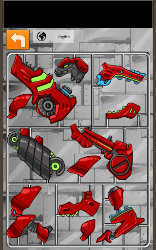 Transform Dino Robot - General Mobilization  screenshots 10