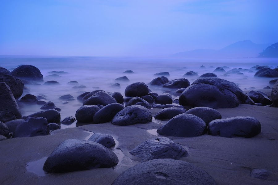 by Lie Oktevianus - Nature Up Close Rock & Stone
