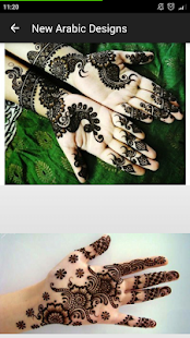 Mehndi Designs Henna 2018 Kids Tattoo & Nail Arts- screenshot thumbnail