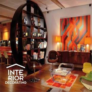 Zdobení interiéru - náhled
