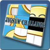 Jigsaw Challange 15 puzzel