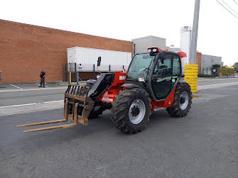 Picture of a MANITOU MLT634 120 ST3B