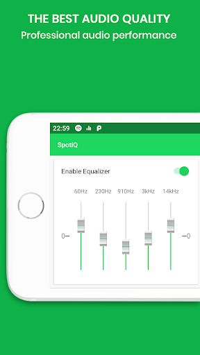 SpotiQ - Sound Equalizer and Bass Booster hack tool