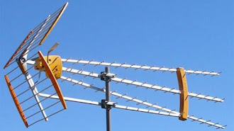 Las antenas colectivas de TDT deben estar resintonizadas antes del 13 de febrero.