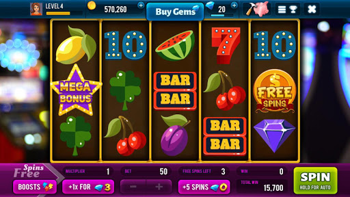 Lucky Spin - Free Slots Game with Huge Rewards 2.21.11 screenshots 2