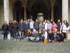 """Photo: 24/02/2015 - Istituto """"Colombatto"""" di Torino. Classe II O."""