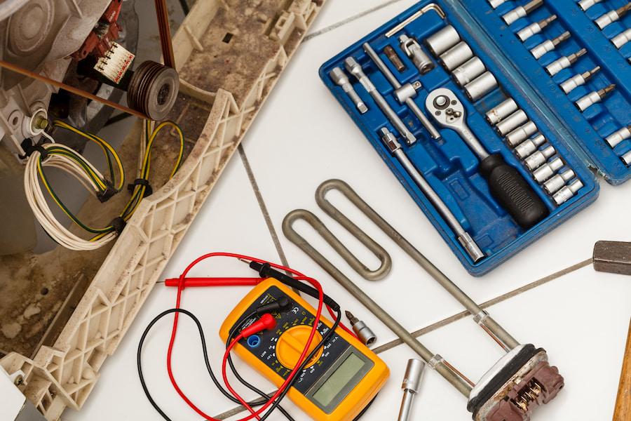 инструмент для разборки стиральной машины