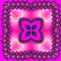 Kaleidoscope Mandala icon
