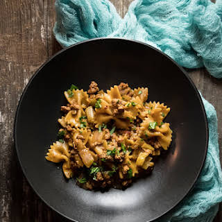 Ground Pork Pasta Recipes.