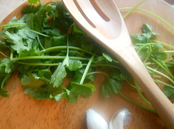 Add the cilantro leaves  and stir it till it becomes wilted (this step...