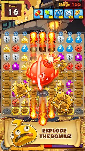 MonsterBusters: Match 3 Puzzle apkdebit screenshots 6