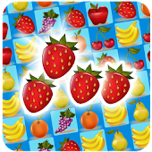 Fruit Ring Match 3
