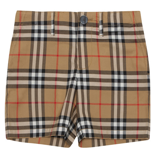 Primary image of Burberry Vintage Check Shorts
