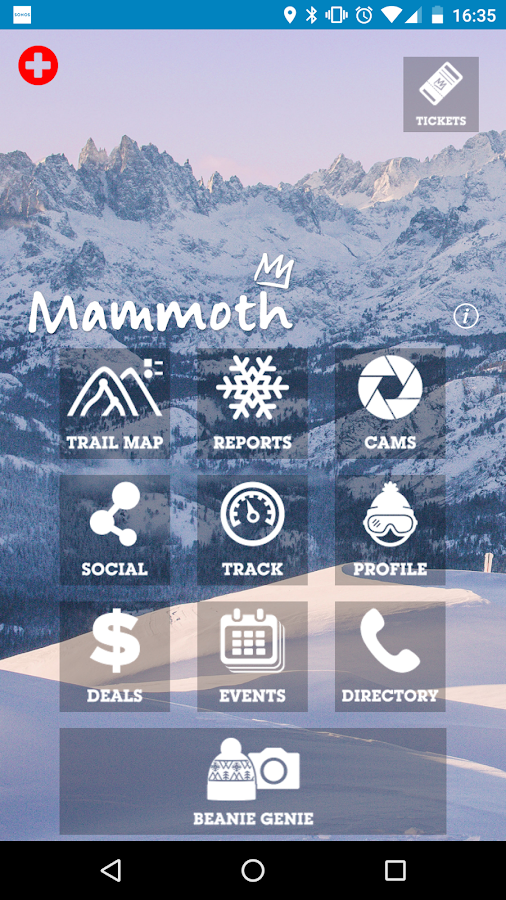 Mammoth- screenshot