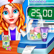 Medical Shop Cash Register Hospital Store