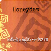 HONEYDEW Class VIII English TextBook