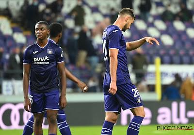 Nieuwkomers Anderlecht vertonen lacunes in hun spel en zullen de problemen niet oplossen
