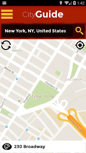 玩免費生活APP|下載City Guide Map app不用錢|硬是要APP