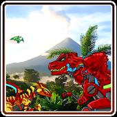Dino Robot Finder
