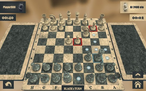 Chess Fusion Free - screenshot thumbnail