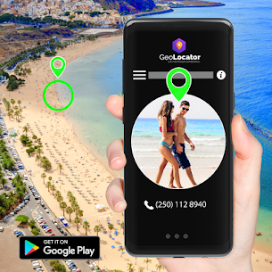 📲 Phone Locator – Find Mobile by Number 3