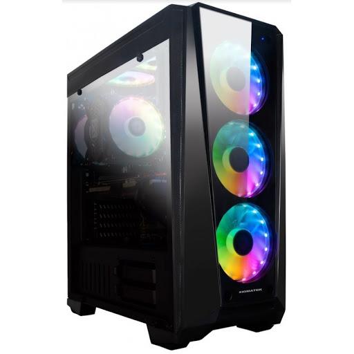 Thùng máy/ Case Xigmatek Mystic 9 (kèm fan)