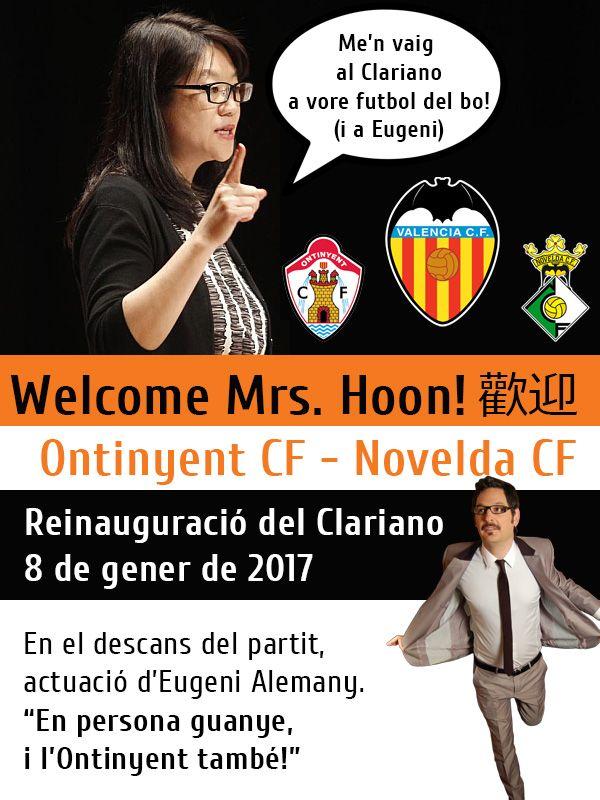 Ontinyent CF Novelda CF València CF Lay Hoon Eugeni Alemany