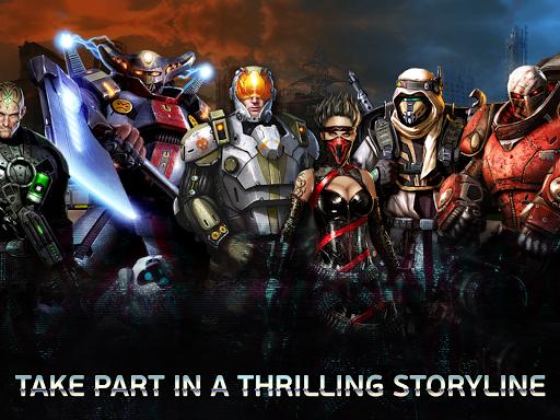 Evolution: Battle for Utopia. Shooting games free 3.5.9 screenshots 14
