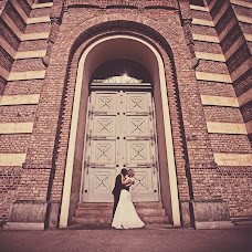 Wedding photographer Gergely Csigo (csiger). Photo of 14.09.2014